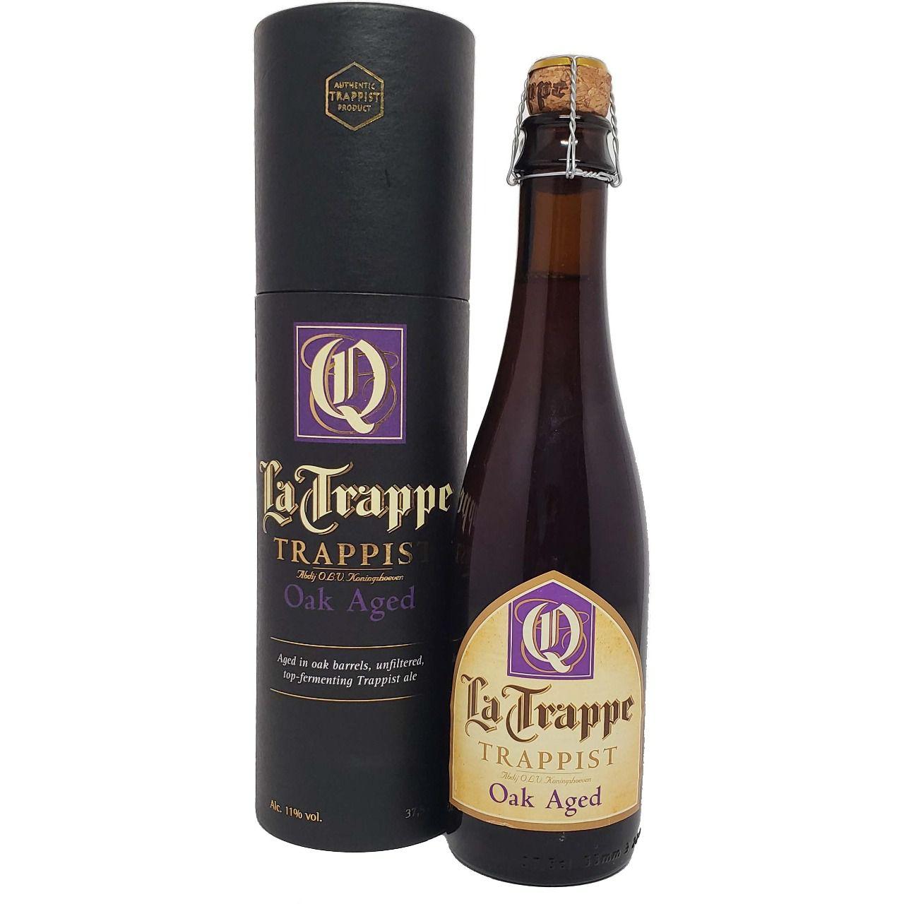 Cerveja La Trappe Trappist Oak Aged - 375ml -