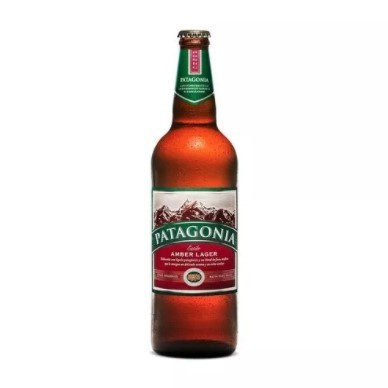Cerveja Patagonia Amber Lager - 740ml -