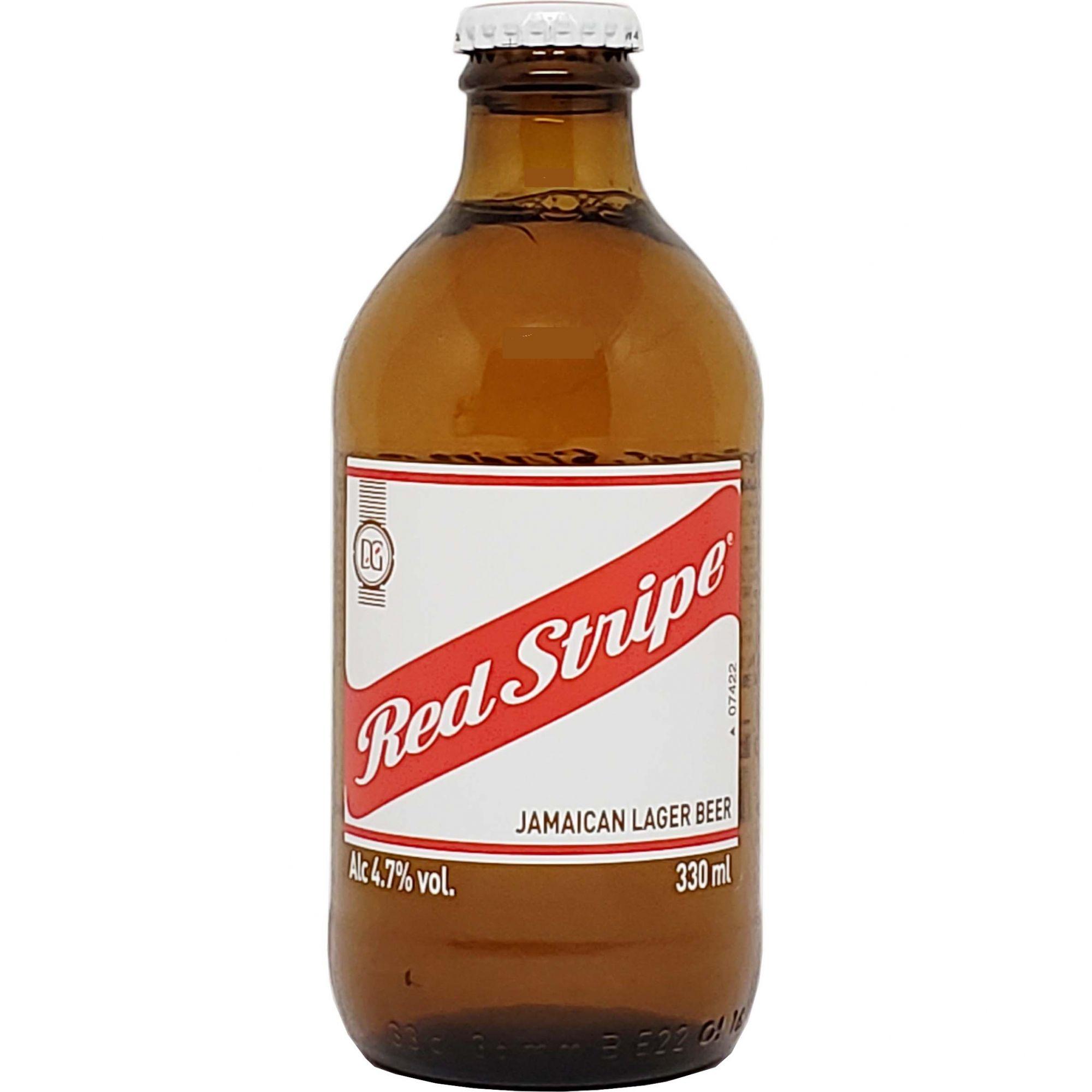 Cerveja Red Stripe Lager - 330ml -