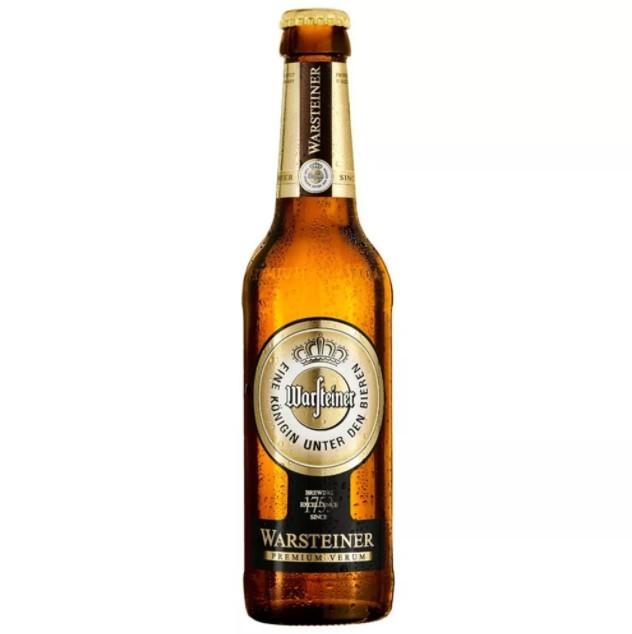 Cerveja Warsteiner Premium Verum  - 330ml -