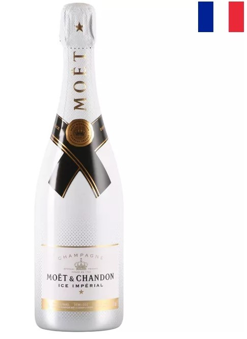 Champagne Moet & Chandon Ice Imperial Demi Sec - 750ml