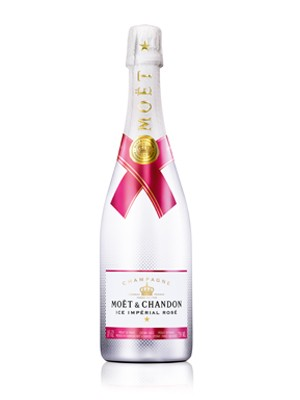 Champagne Rosé  Moet & Chandon Ice Imperial Demi Sec - 750 ml