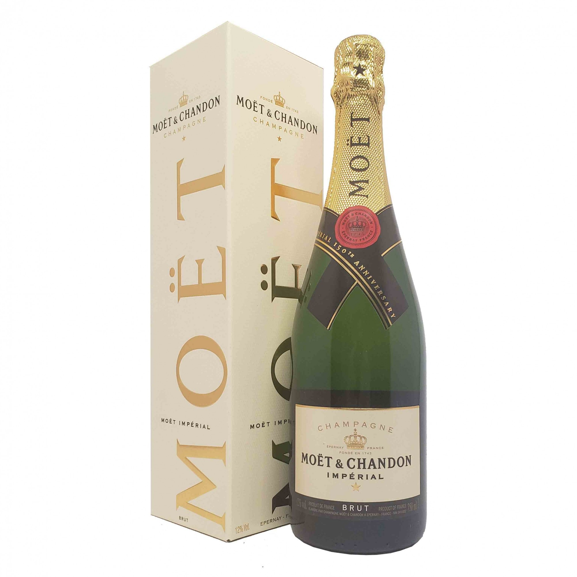Champagne Moet & Chandon Imperial Brut - 750ml