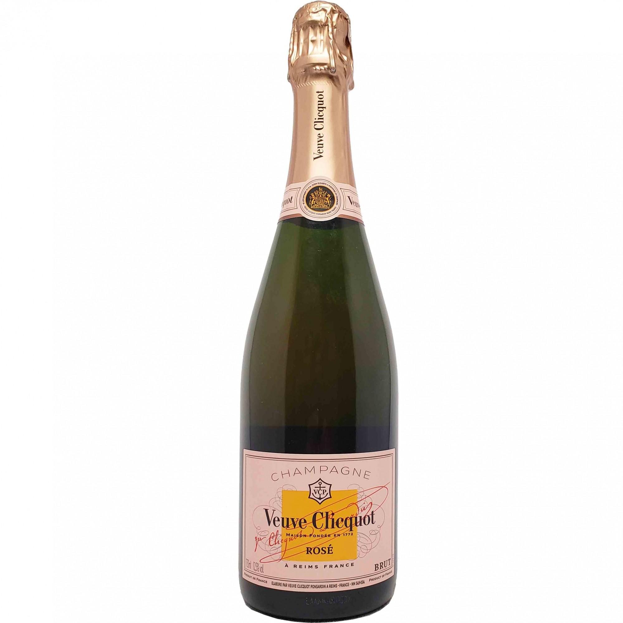 Champagne Rosé Veuve Clicquot - 750ml -