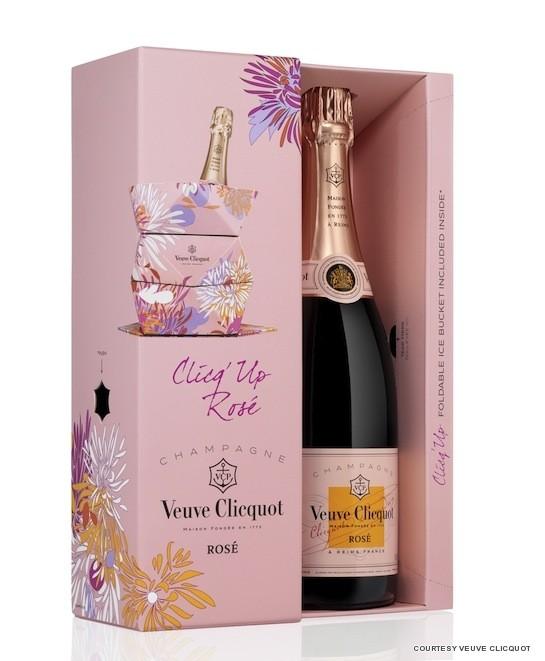 Champagne Rosé Veuve Clicquot Clicq Up - 750ml -