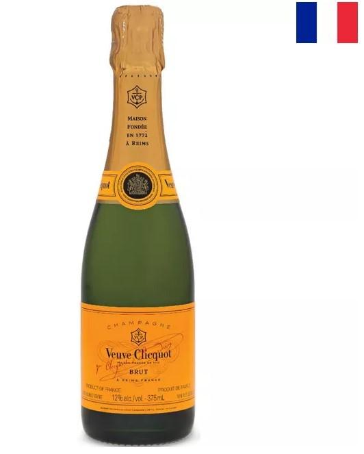 Champagne Veuve Clicquot Brut - 375ml -