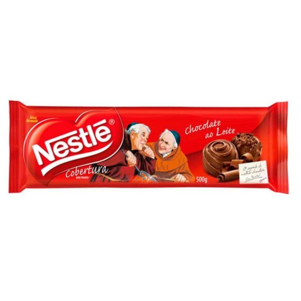 Chocolate Ao Leite Nestlé - 500g -