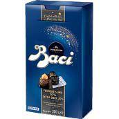 Chocolate Baci Perugina Fondentissimo Extra Dark 70% - 200g -