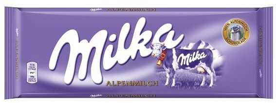 Chocolate Milka Alpenmilch - 270g -