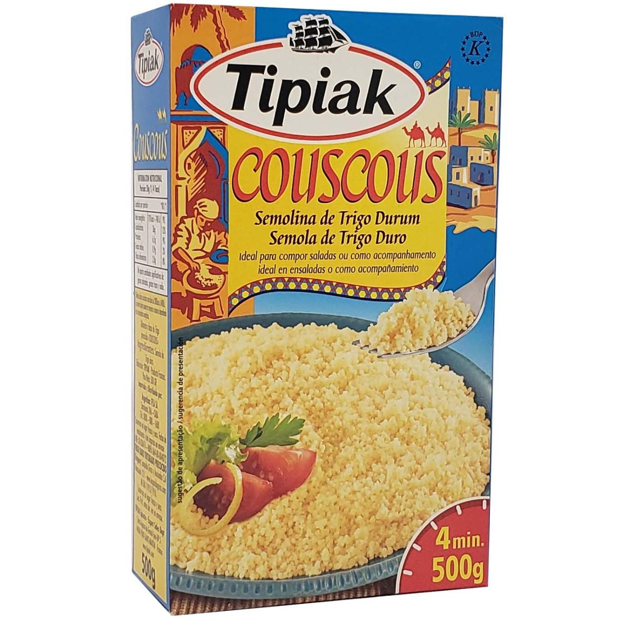 Couscous Tipiak - 500gr -
