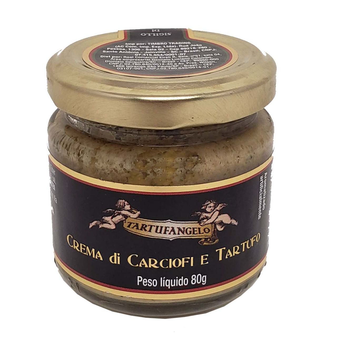 Crema di Carciofi e Tartufo - 80g -