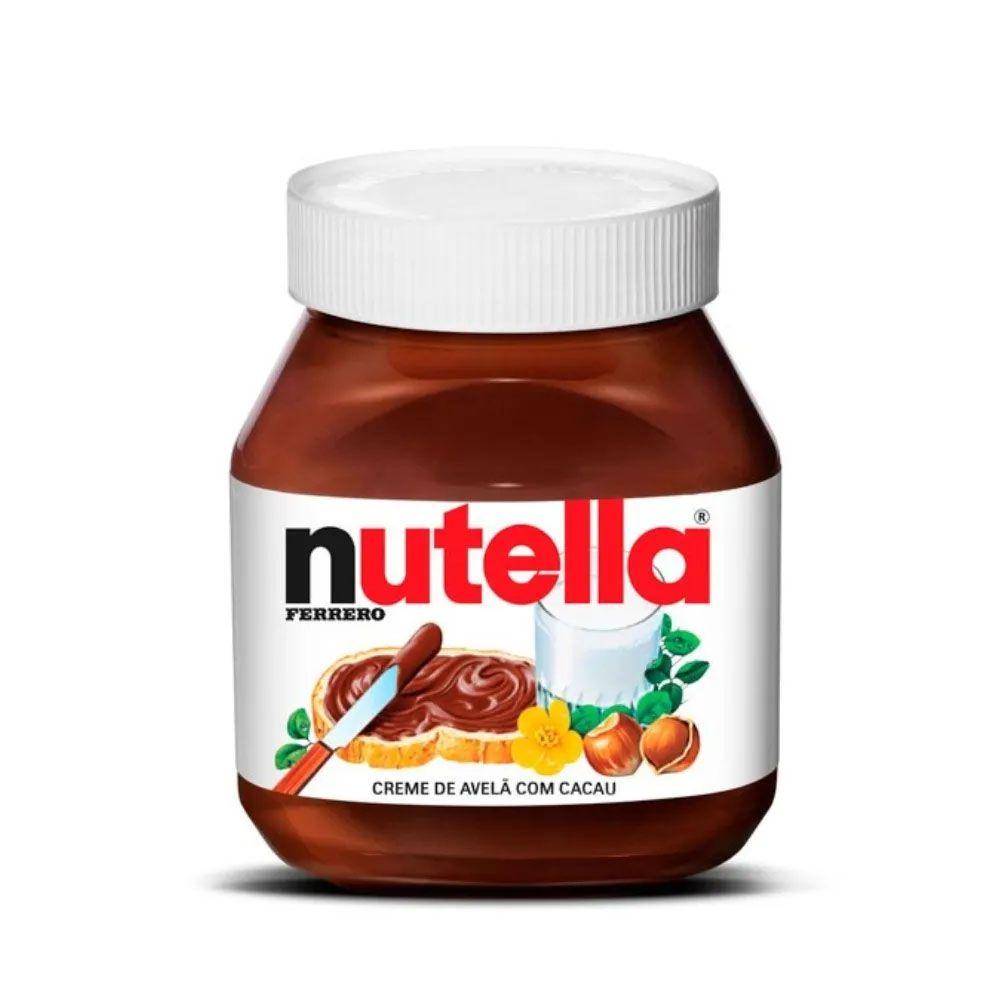 Creme de Avelã com Cacau Nutella Ferrero - 140g -
