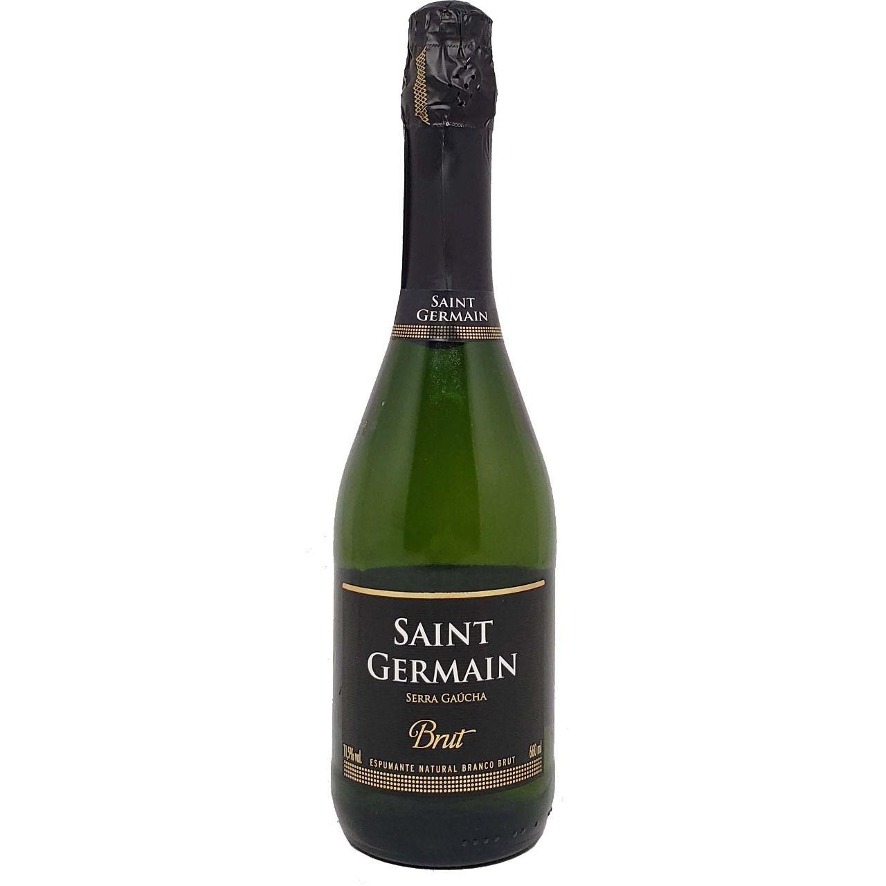 Vinho Espumante Branco Brut Saint Germain - 660ml -