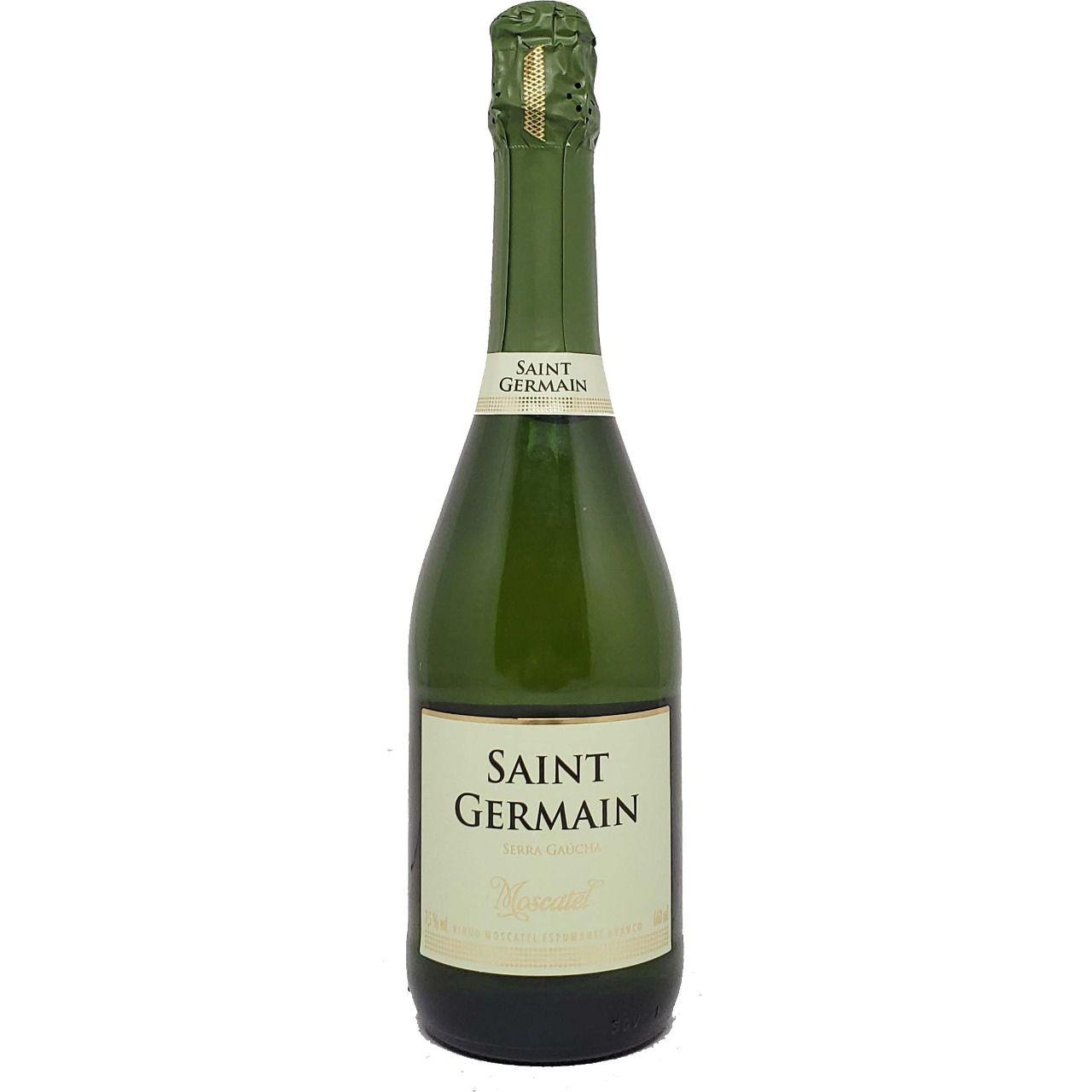 Vinho Espumante Branco Moscatel Saint Germain - 660ml -