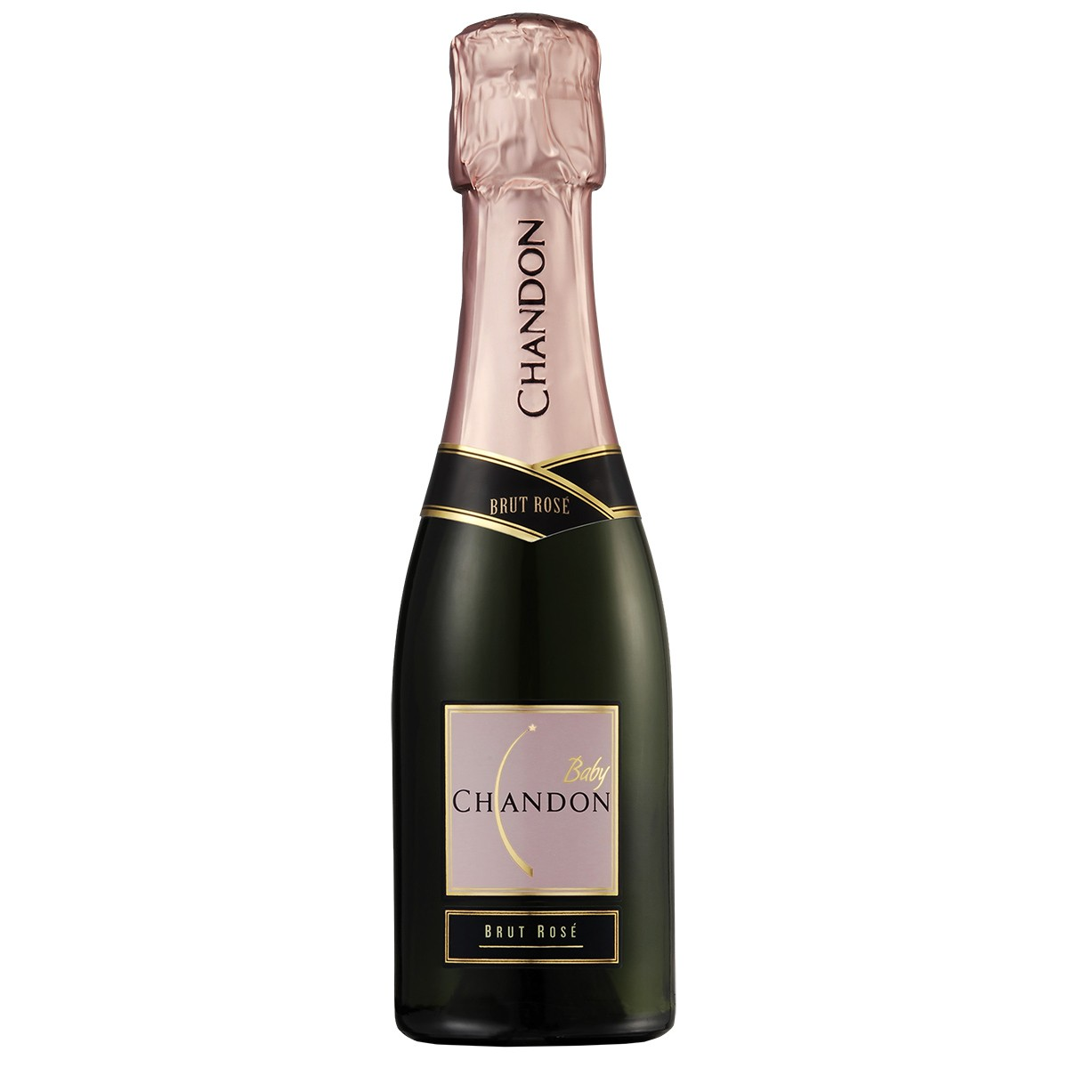 Vinho Espumante Rosé Baby Chandon Brut - 187ml -