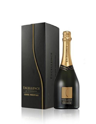 Vinho Espumante Branco Chandon Excellence Cuvée Prestige Brut - 750ml -