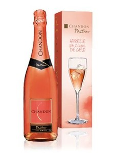Vinho Espumante Rosé Chandon Passion Demi-Sec - 750ml -