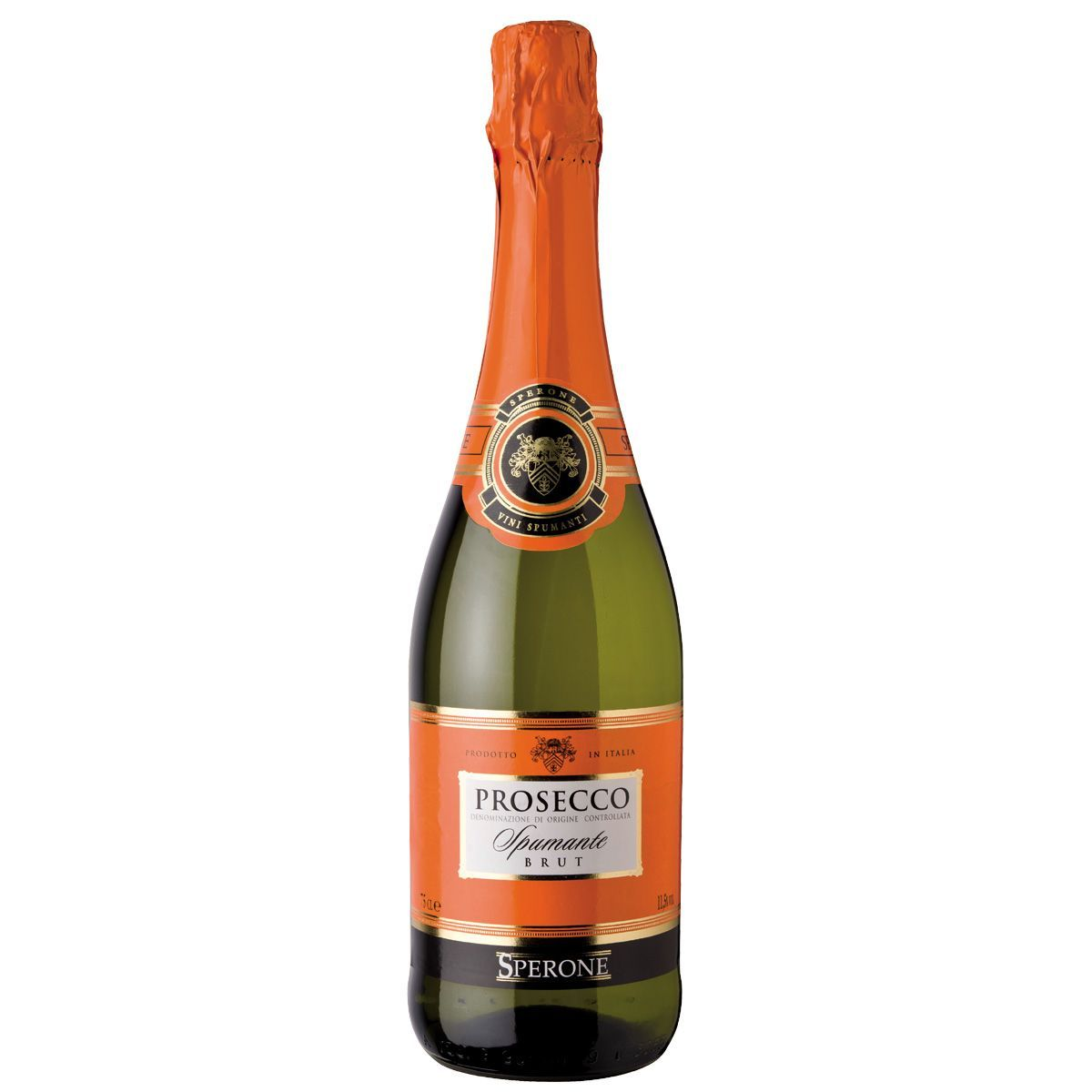 Vinho Espumante Branco Prosecco Sperone Brut - 750ml -