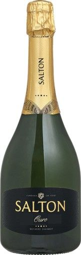 Vinho Espumante Branco Salton Ouro Brut - 750ml -