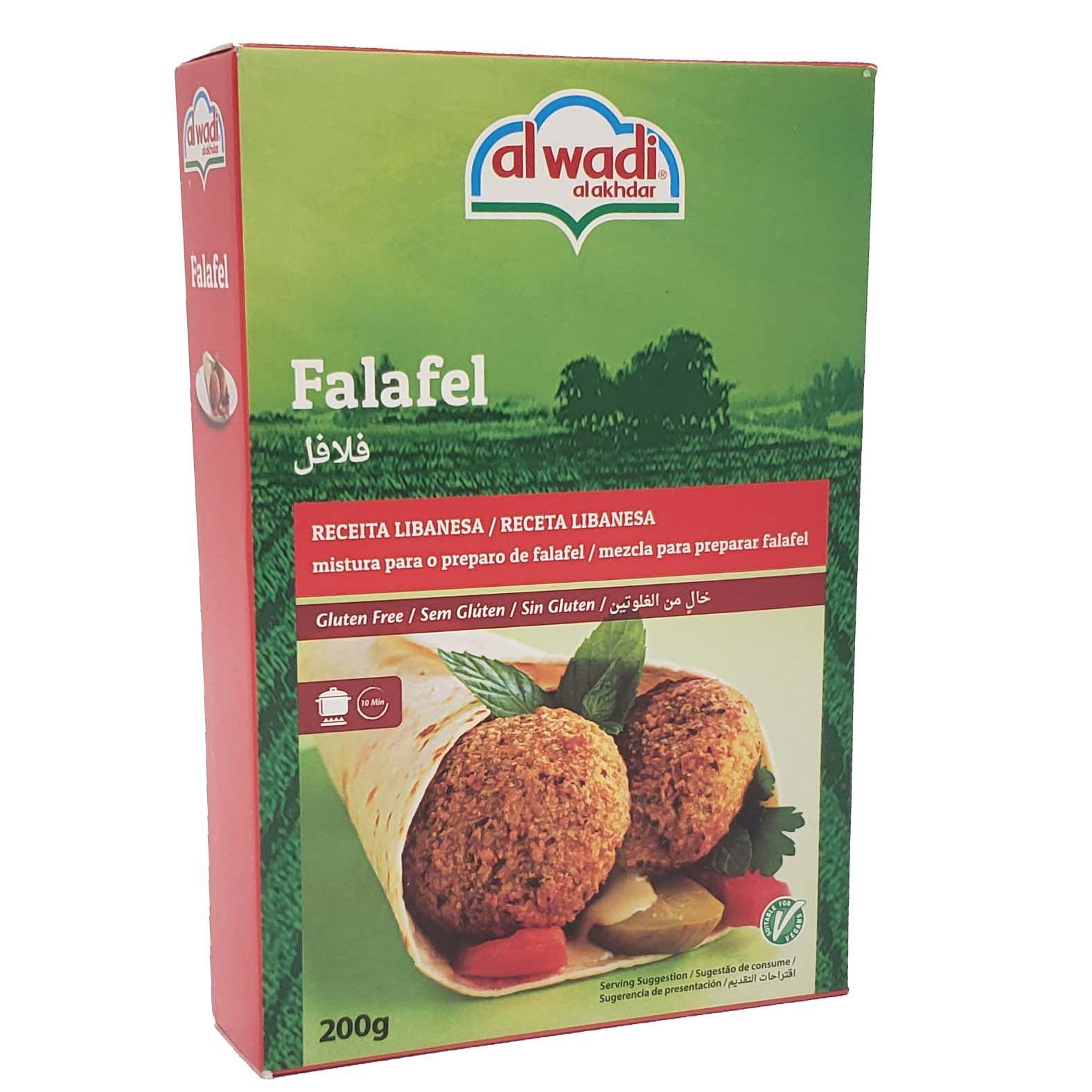 Falafel Alwadi Alakhdar - 200g -
