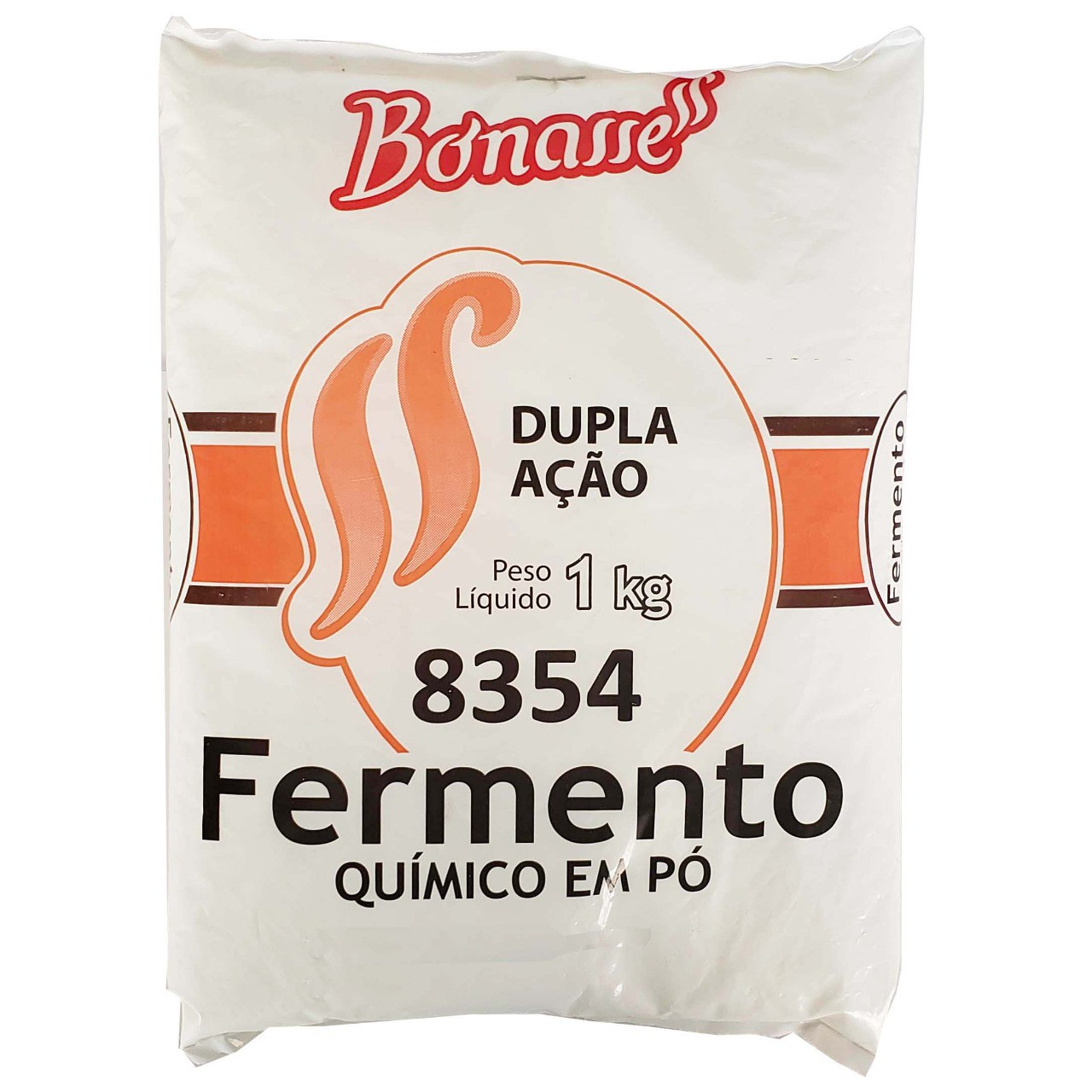 Fermento Químico em Pó Bonasse - 1kg -