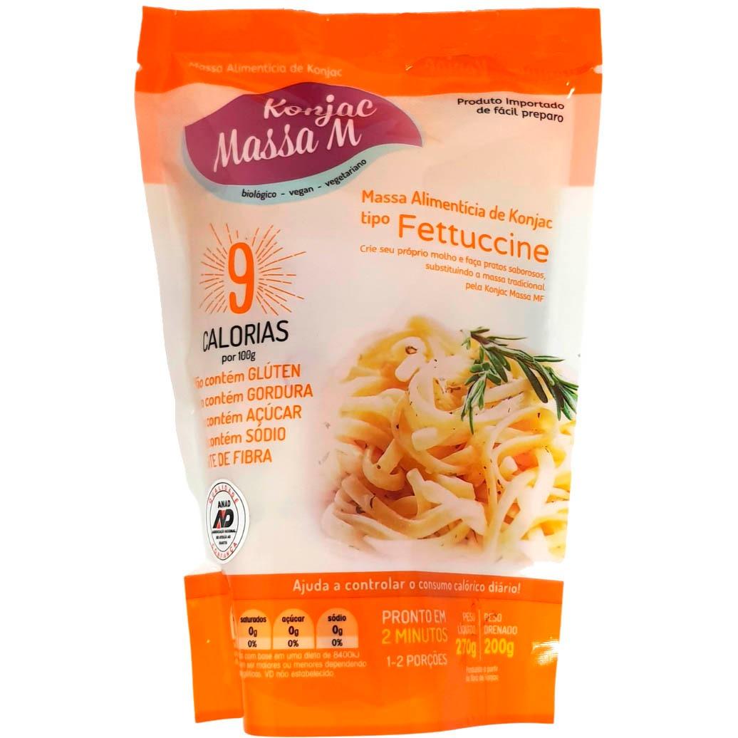 Fettuccine Konjac Massa - 270g -