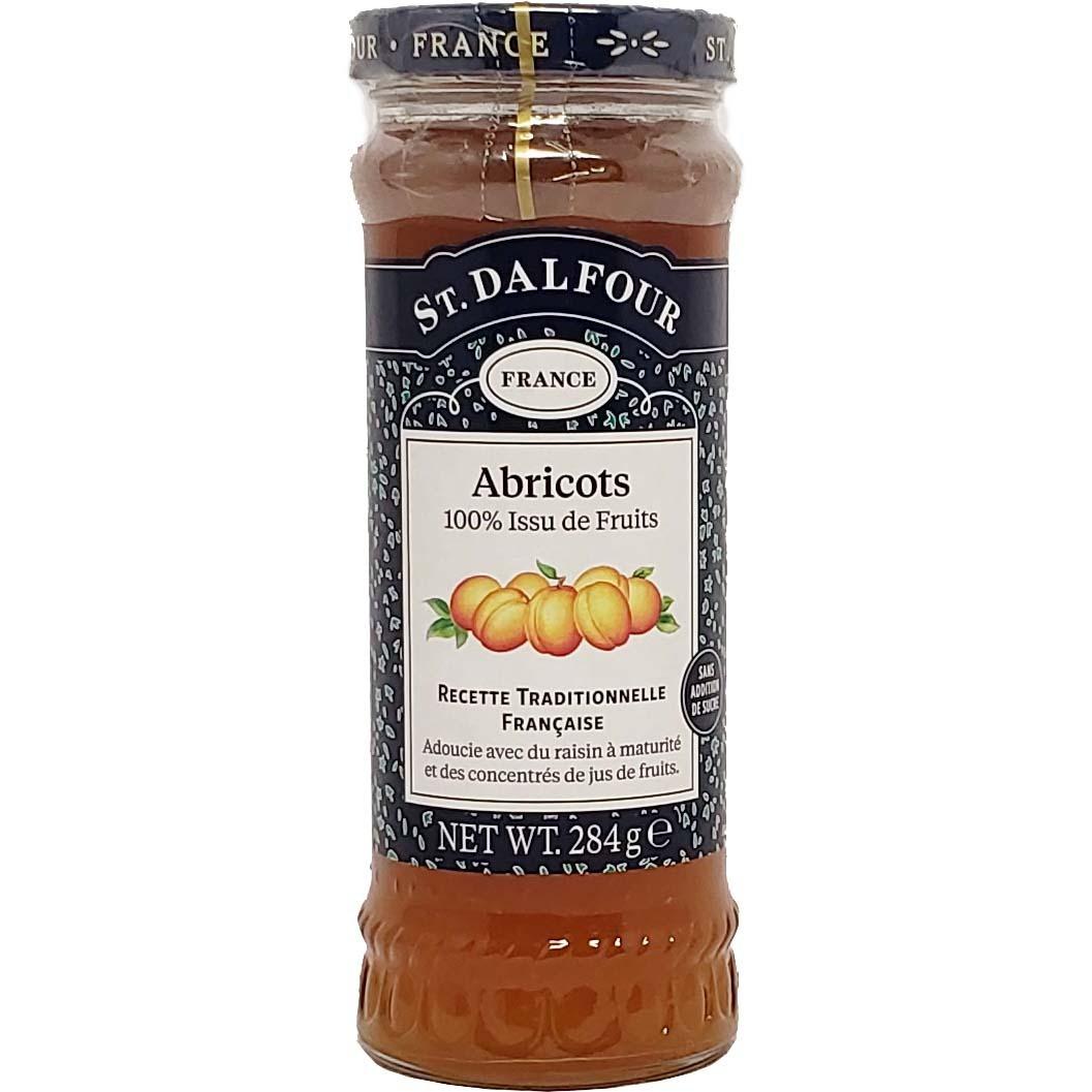 Geleia Abricots St. Dalfour France - 284g -