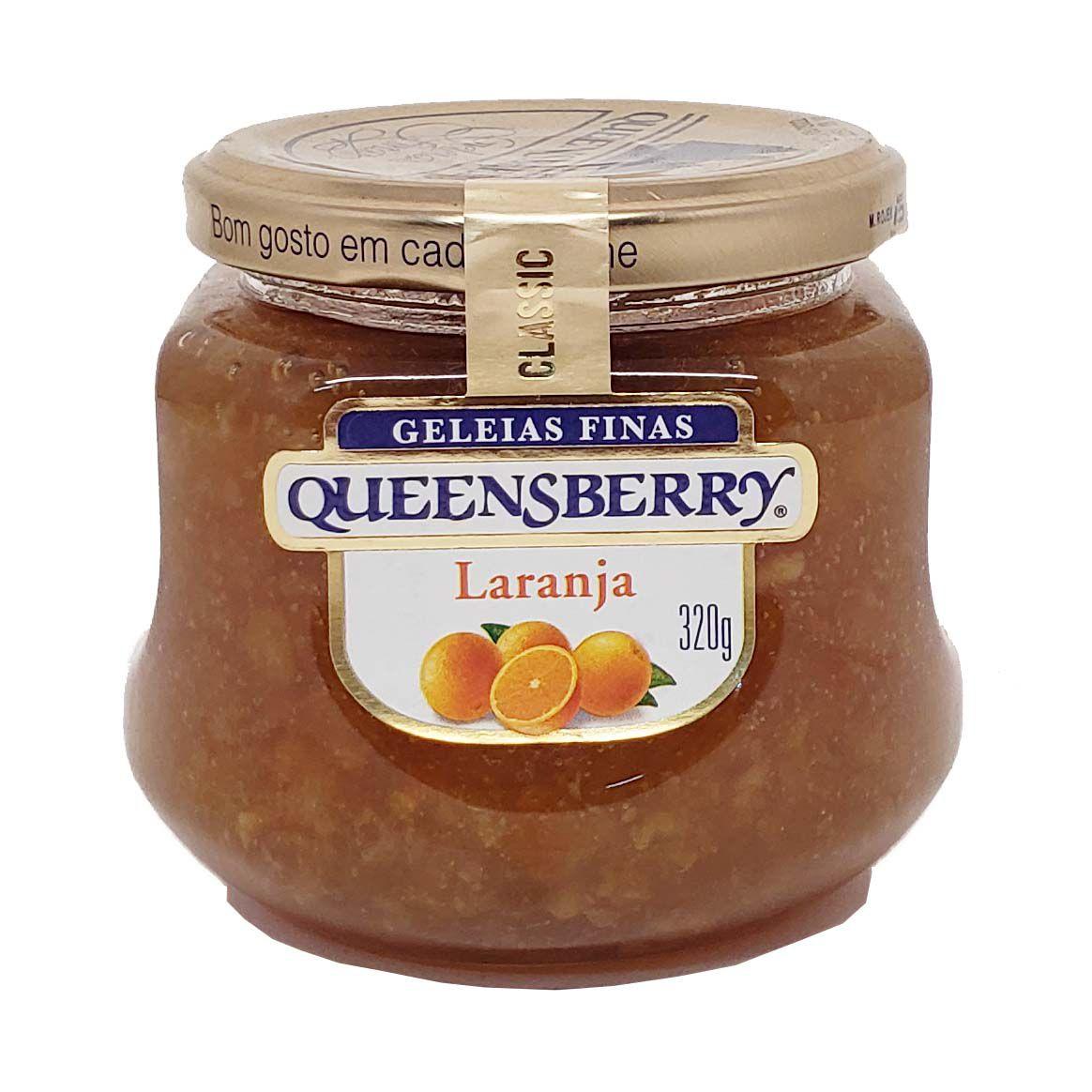 Geléia de Laranja Queensberry - 320g -