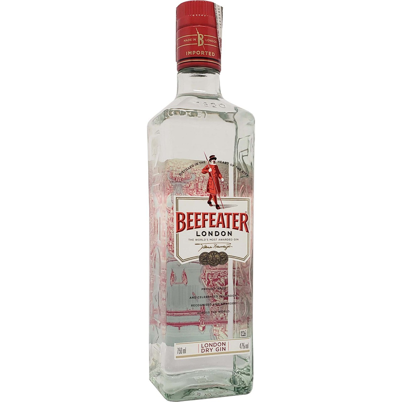 Gin Beefeater London Dry - 750ml -
