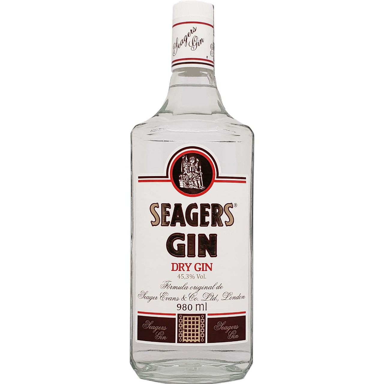 Gin Seagers Dry - 980ml -