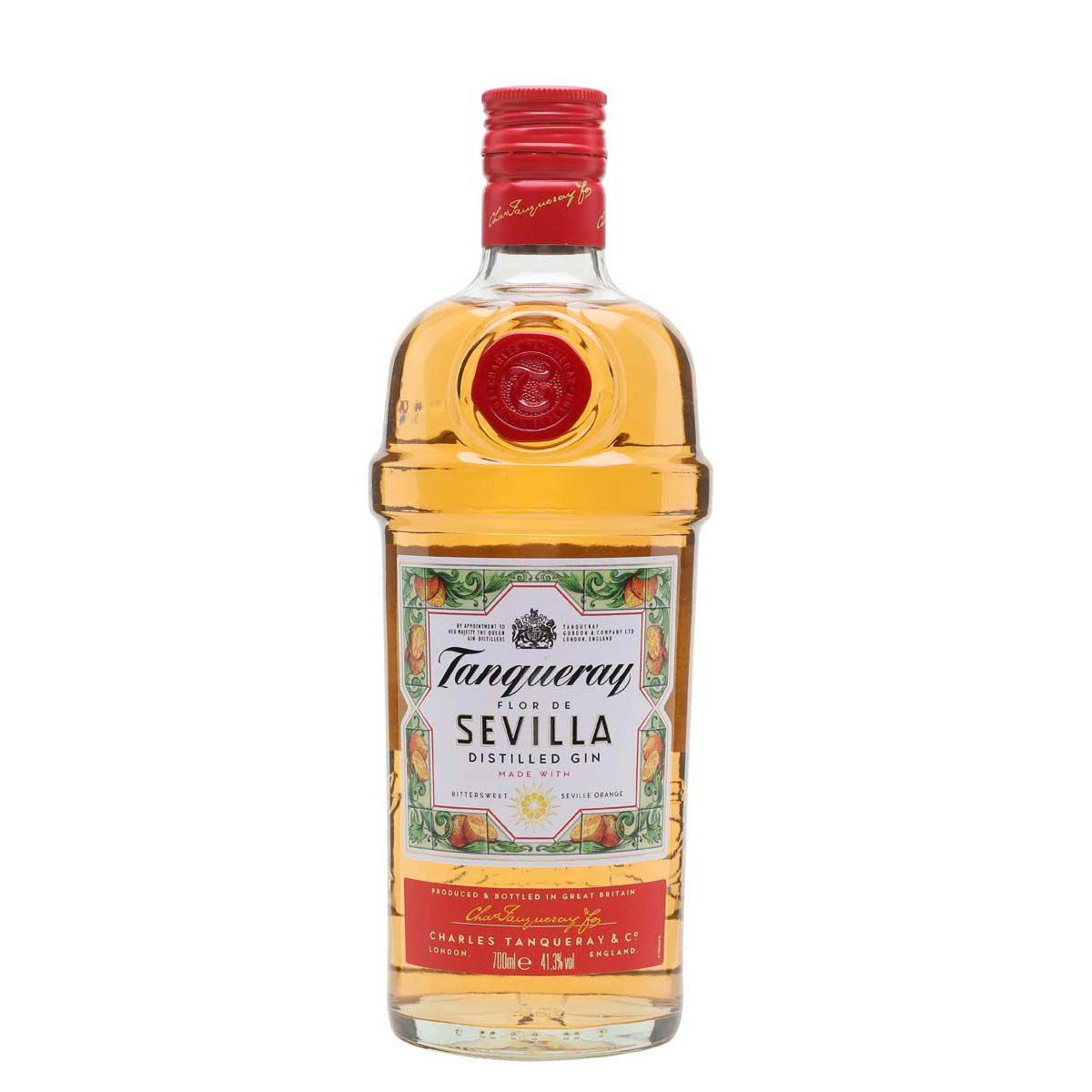 Gin Tanqueray Flor de Sevilla - 750ml -
