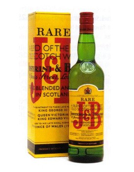 Whisky J&B Rare Scotch  - 1L -