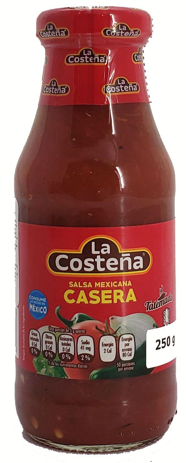 La Costena Salsa Casera - 250g -