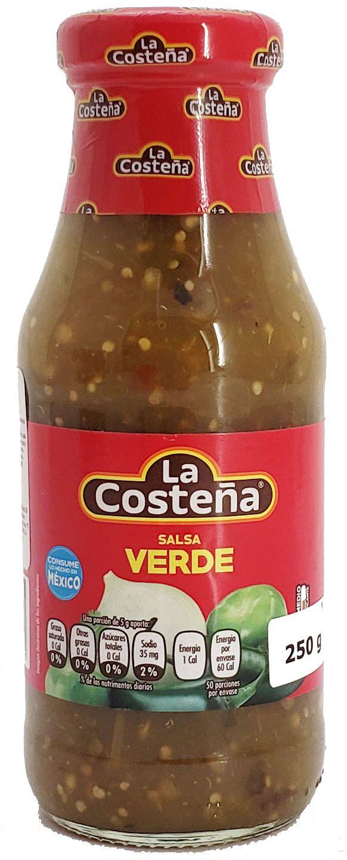 La Costena Salsa Verde - 250g -