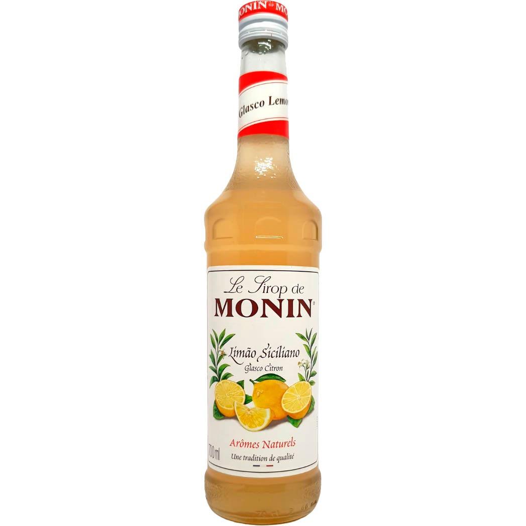 Le Sirop de Monin Limão Siciliano - 700ml -
