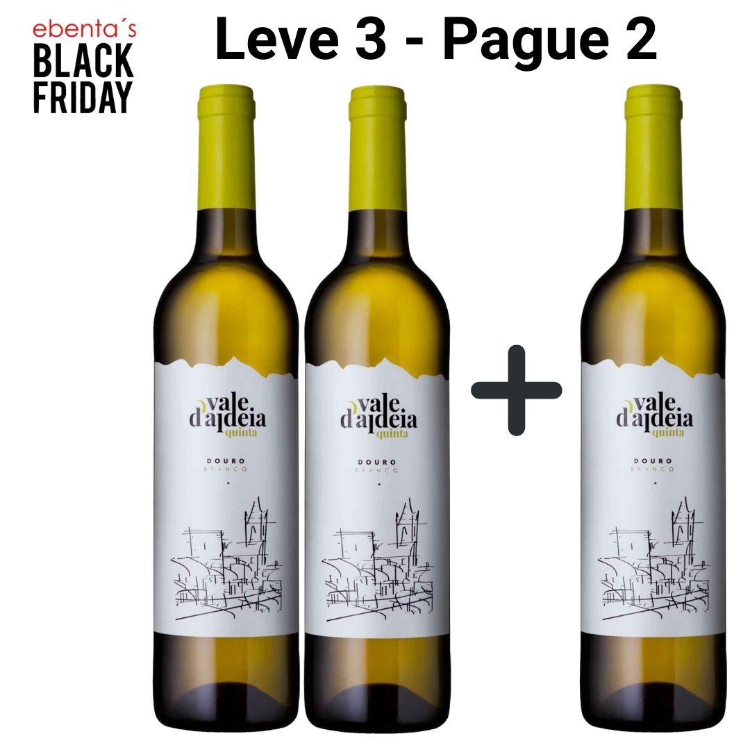 Leve 3 - Pague 2 | Vinho Branco Quinta Vale d'Aldeia - 750ml -