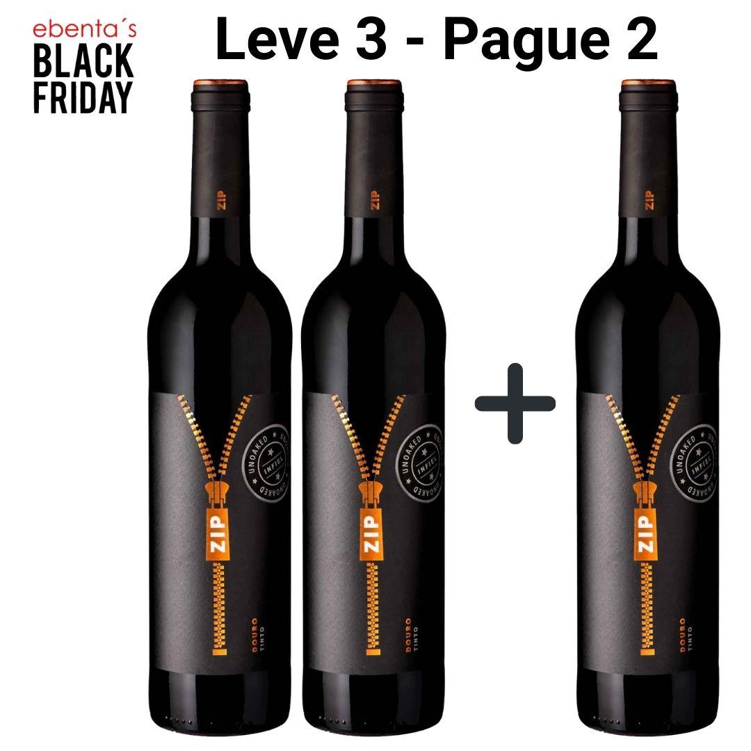 Leve 3 - Pague 2 | Zip Unoaked - 750ml -