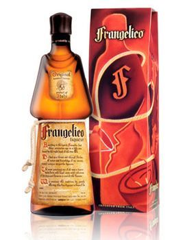 Licor de Avelã Italiano Frangelico - 700ml -