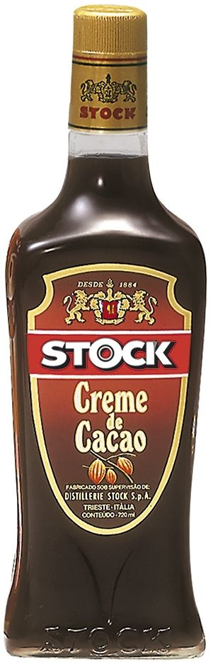 Licor Stock Creme de Cacao - 720ml