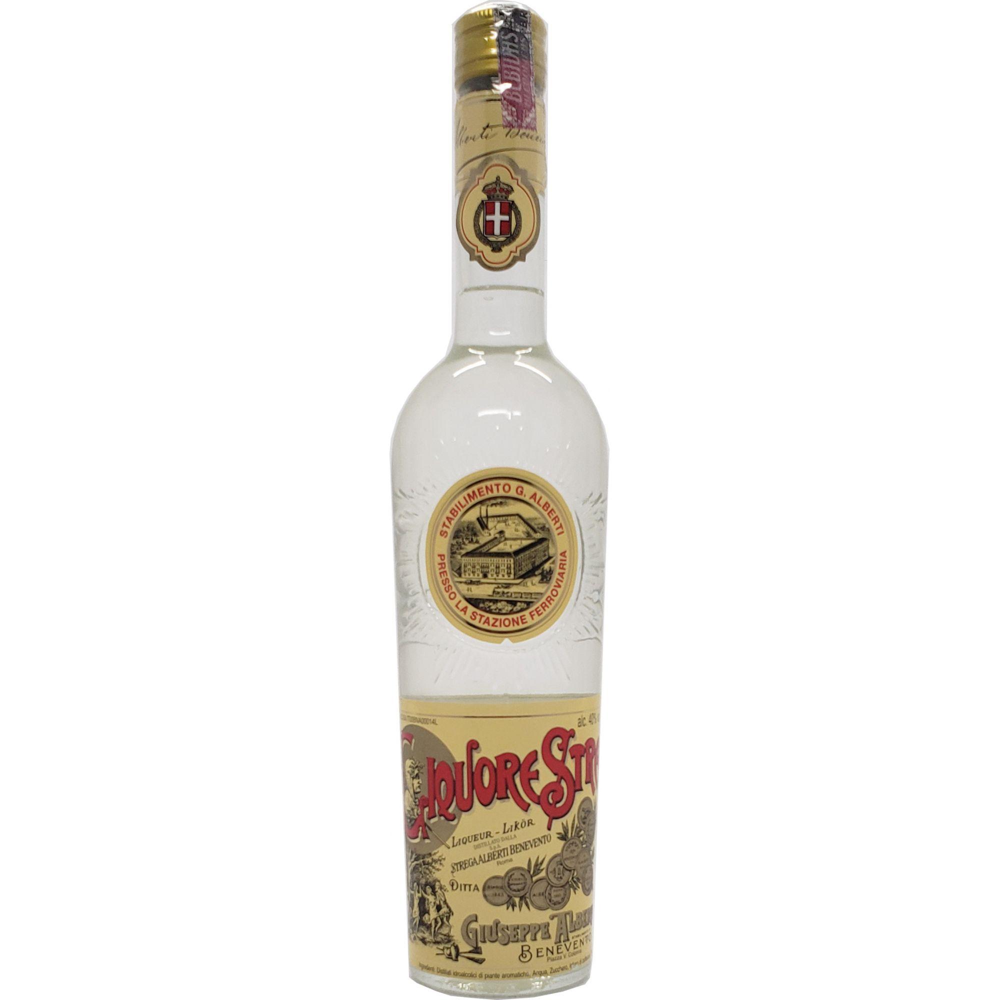 Licor Strega - 700 ml -