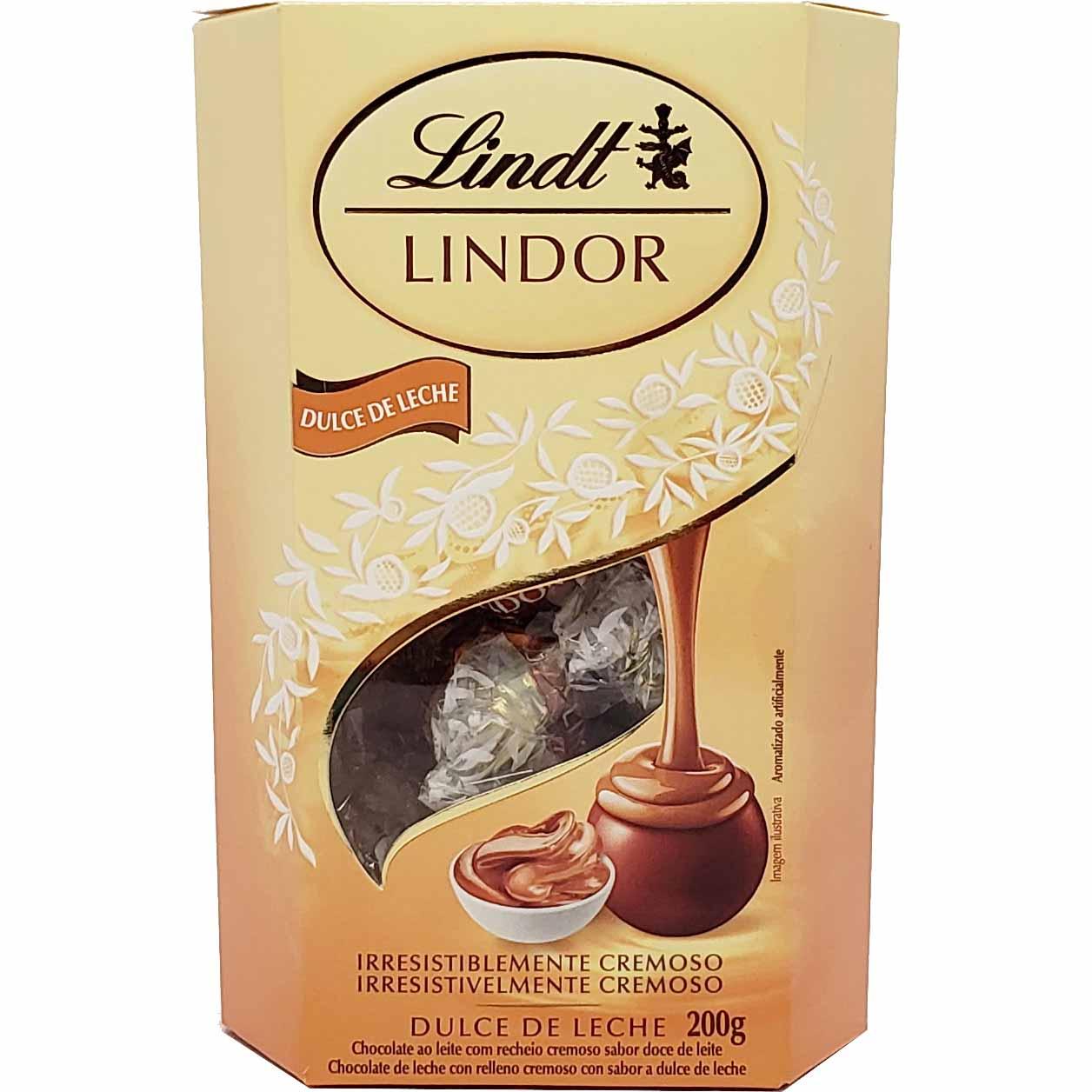 Lindt Lindor Dulce de Leche - 200g -
