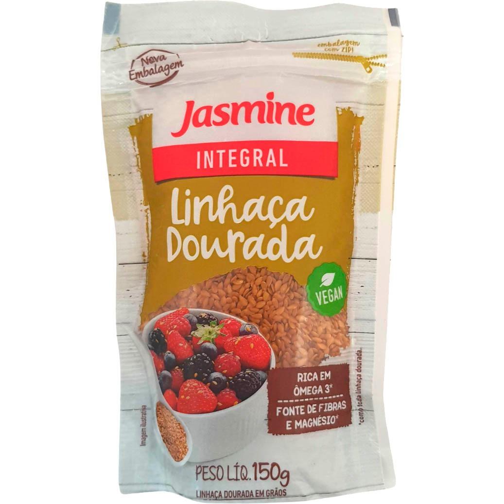Linhaça Dourada Integral Jasmine - 150g -