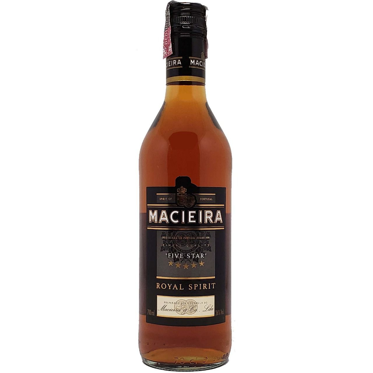 Macieira Five Star Royal Brandy - 700ml -