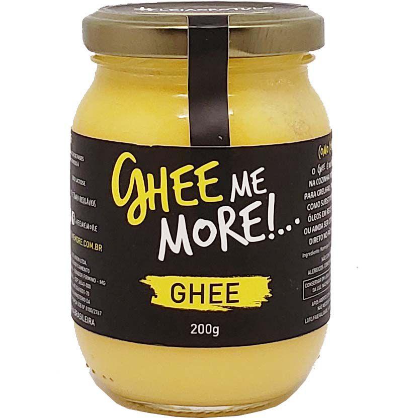 Manteiga Ghee Me More - 200g -