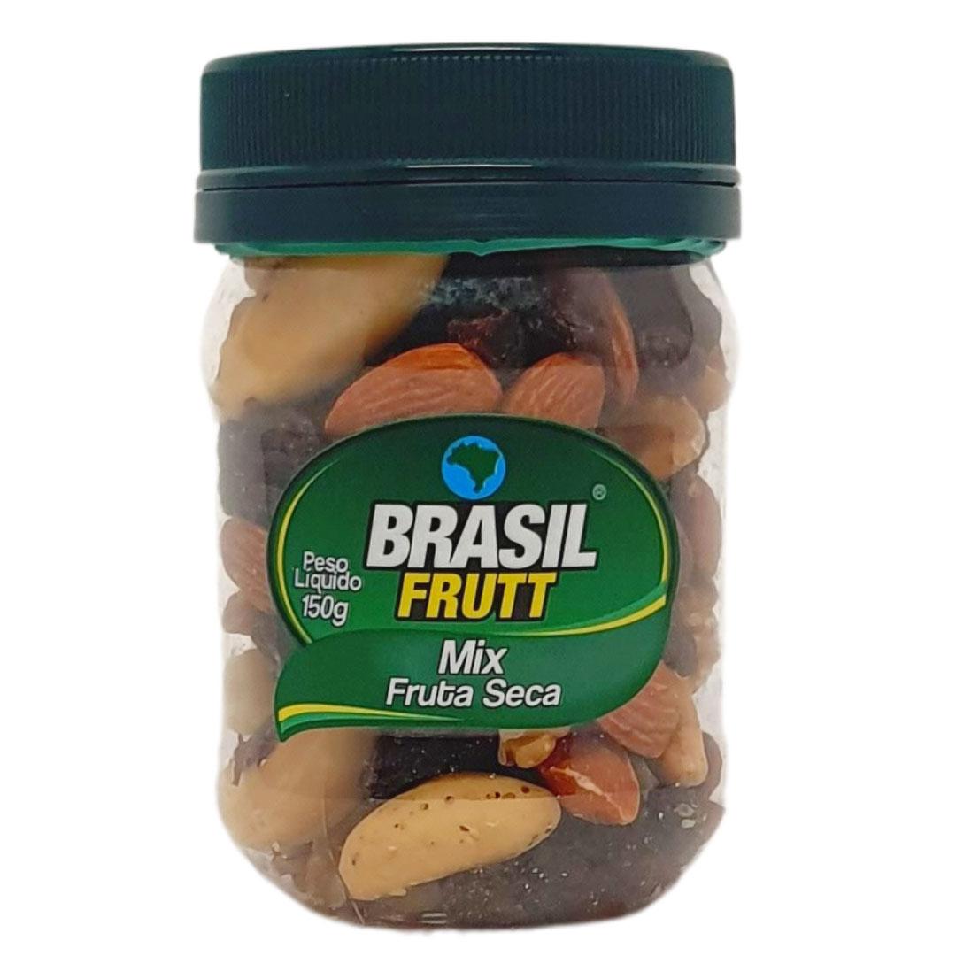 Mix Fruta Seca Brasil Frutt - 150g -