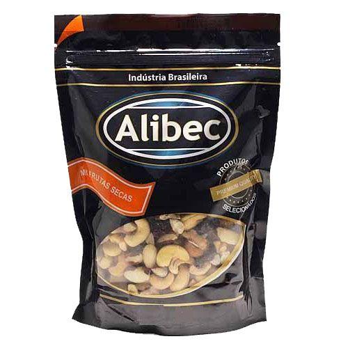 Mix Frutas Secas Alibec - 250g -