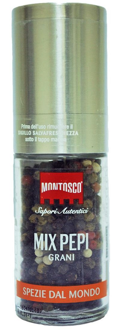 Moedor Mix Pepi Grani Montosco (Mix de Pimentas)  - 35g -