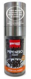 Moedor Pepe Nero Grani Montosco (Pimenta Preta)  - 43g -