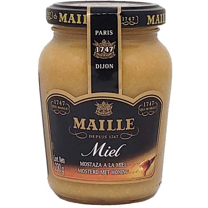Mostarda Maille Dijon Miel - 230g -