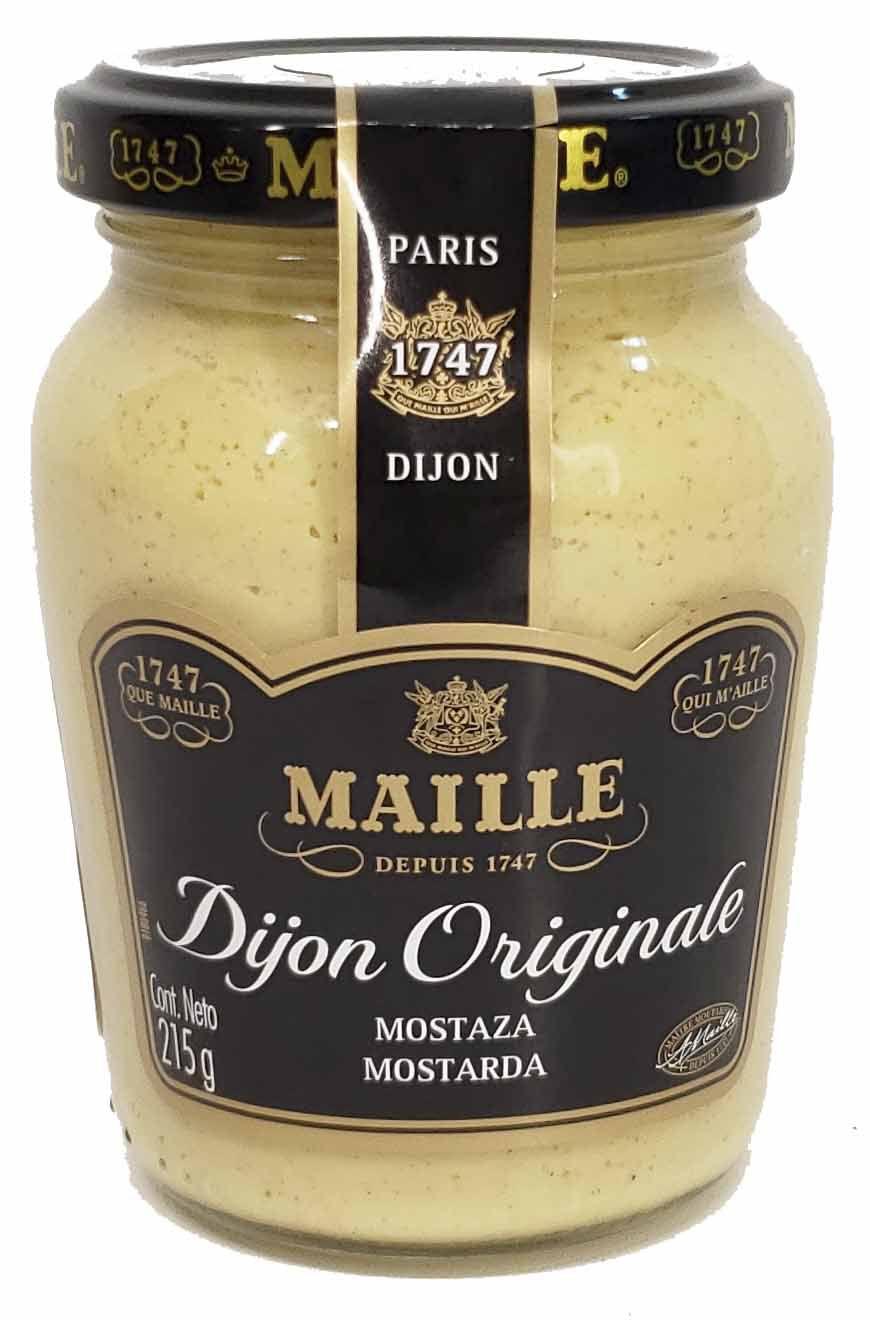 Mostarda Maille Dijon Originale - 215g -